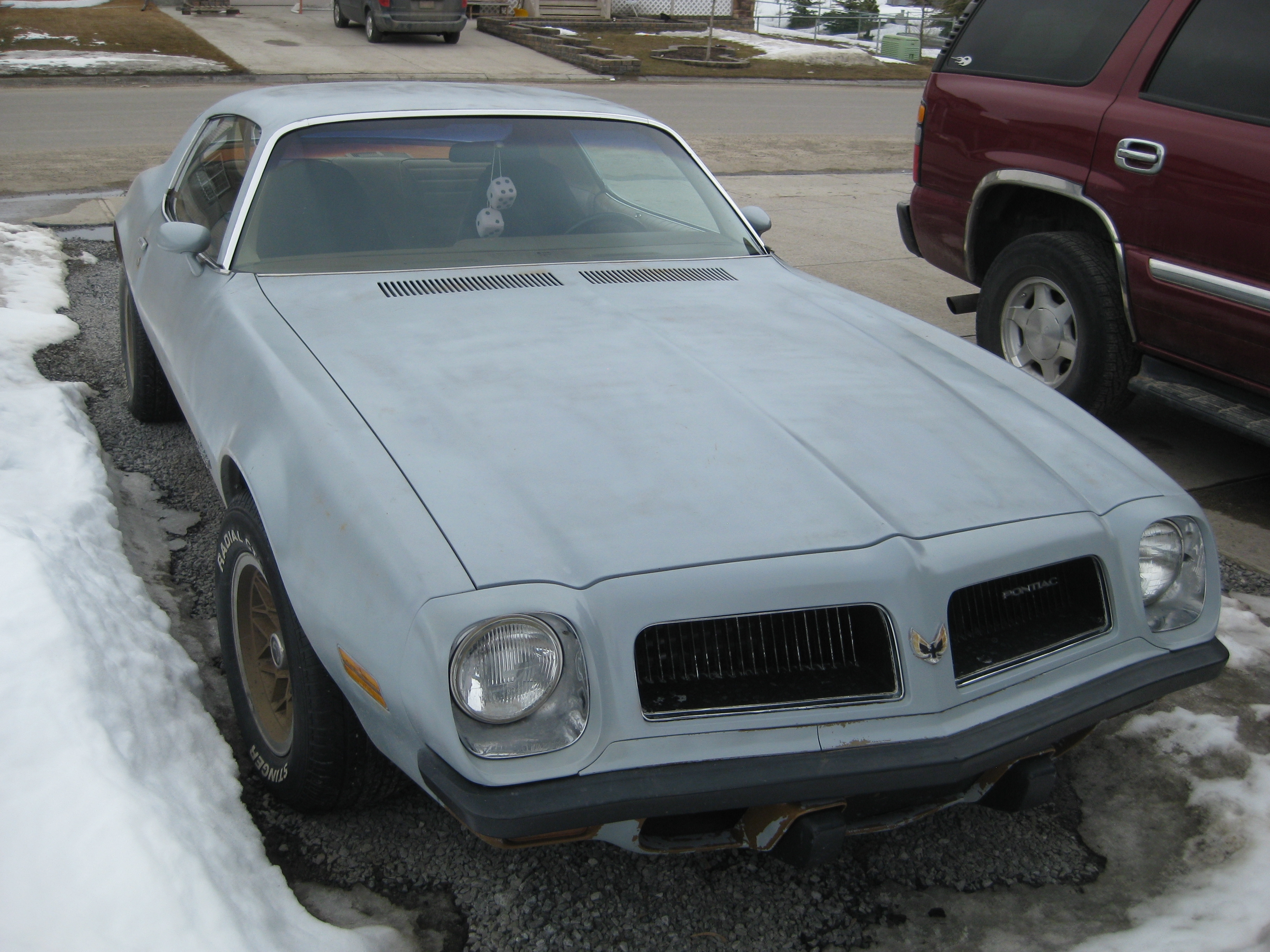 Another riaden14 1974 Pontiac Firebird post... - 15058144