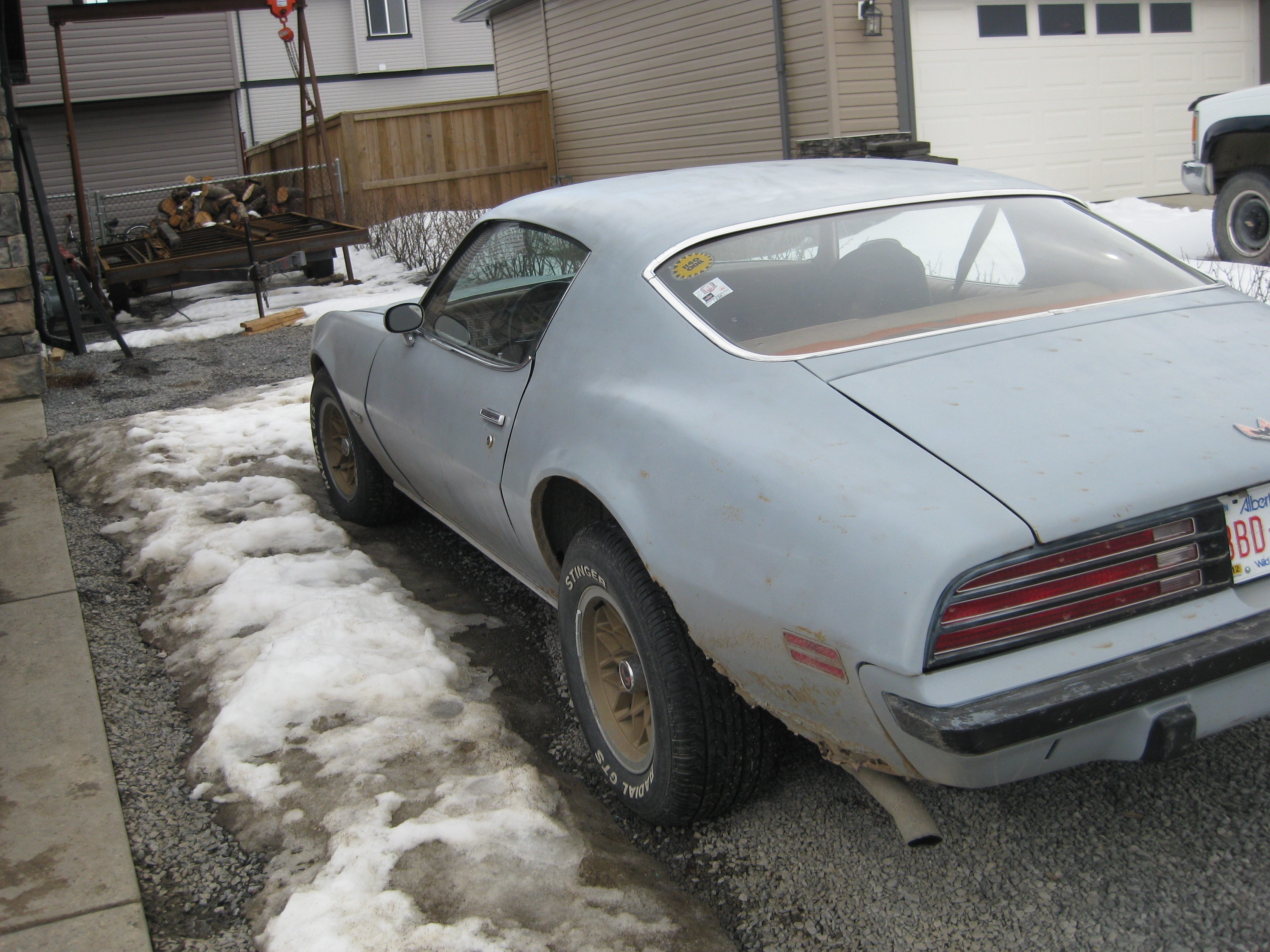 Another riaden14 1974 Pontiac Firebird post... - 15058145