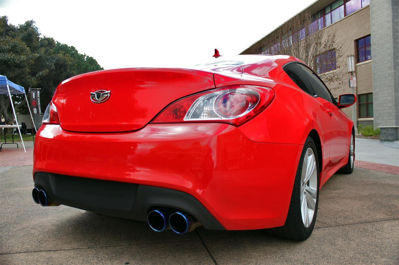 Another TsukubaCoupe 2010 Hyundai Genesis Coupe post... - 15058458