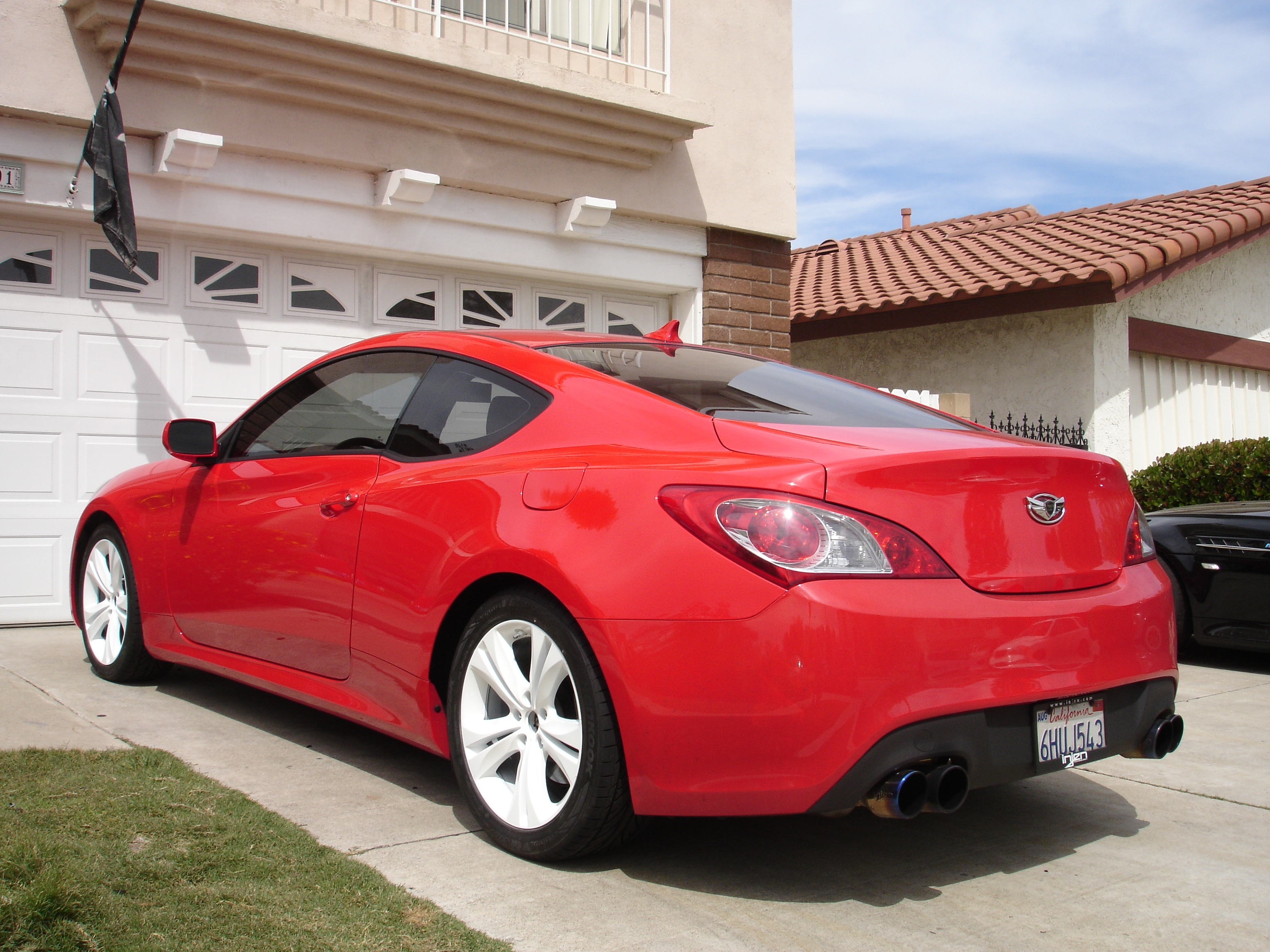 Another TsukubaCoupe 2010 Hyundai Genesis Coupe post... - 15058482