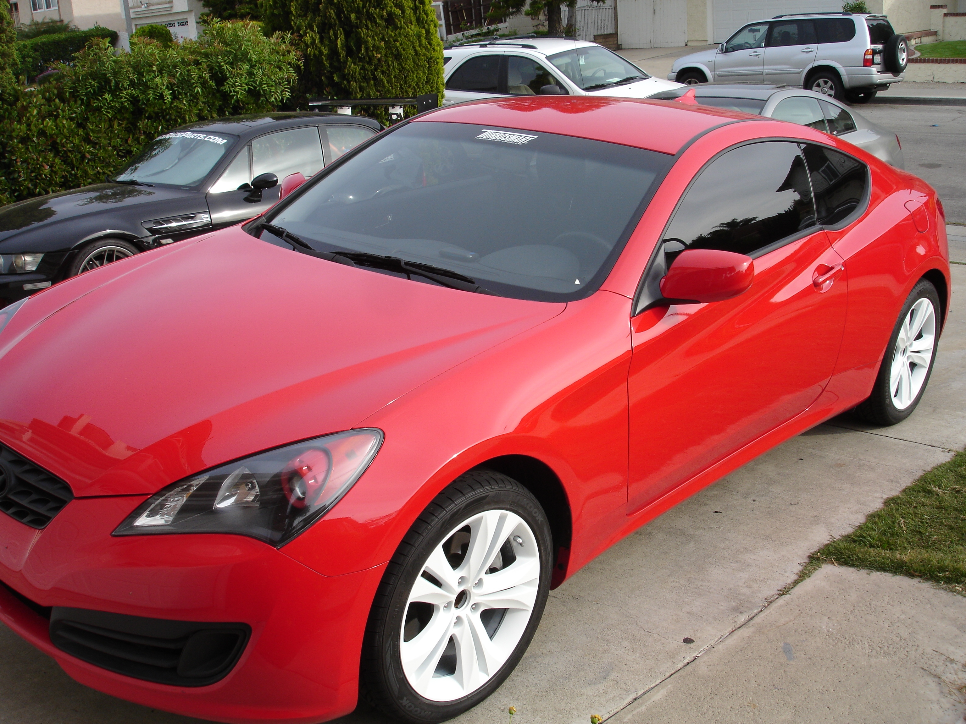 Another TsukubaCoupe 2010 Hyundai Genesis Coupe post... - 15058484
