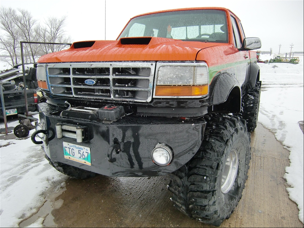 1997 Ford F-250 Lifted