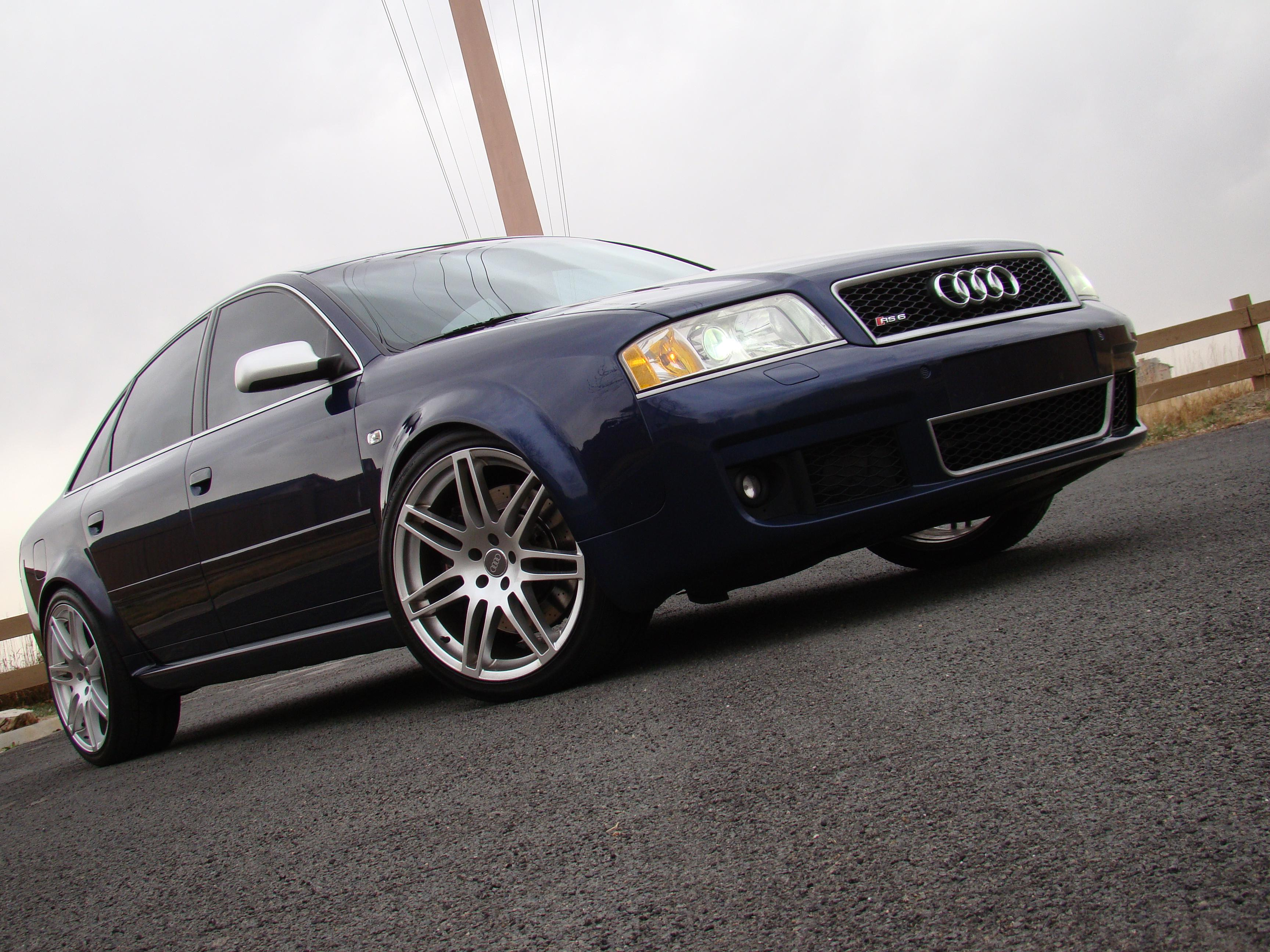 Another ScDianond 2003 Audi RS 6 post... - 15059405