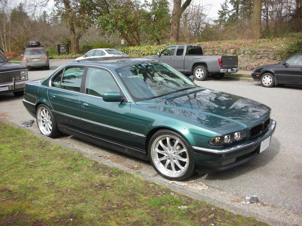 Systech 1995 bmw 7 series