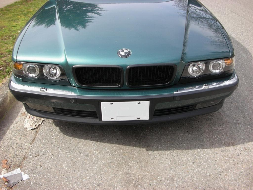Another systech 1995 BMW 7 Series post... - 15057373