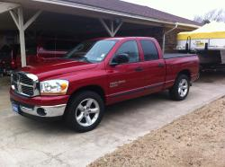 raydon254s 2006 Dodge Ram 1500 Quad Cab