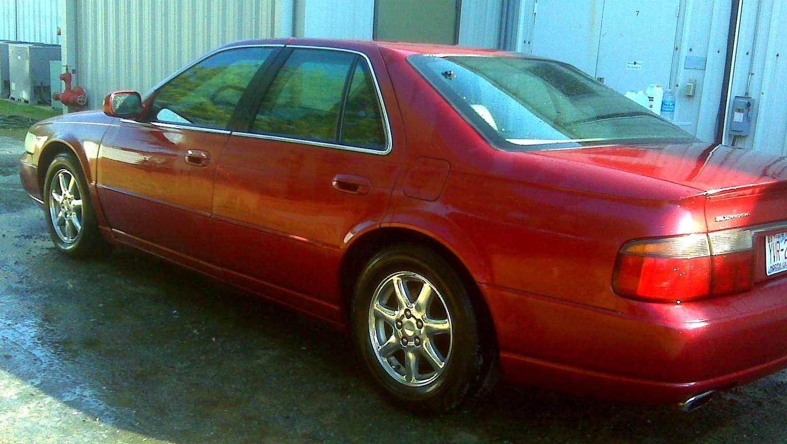 Another CadillacKings 1998 Cadillac STS post... - 15060675