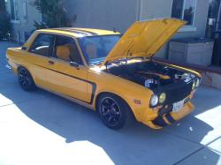 f350powers 1972 Datsun 510