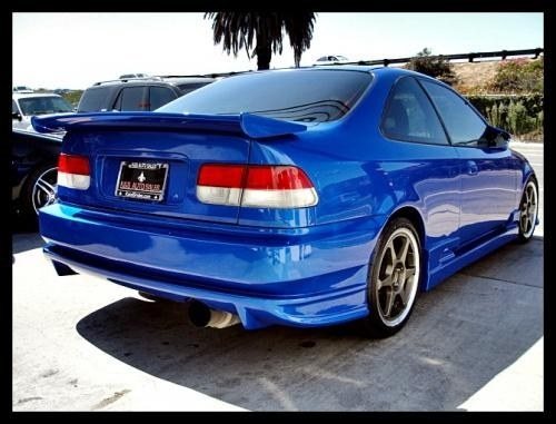 2000 honda civic si coupe body kit wroc awski informator. Black Bedroom Furniture Sets. Home Design Ideas