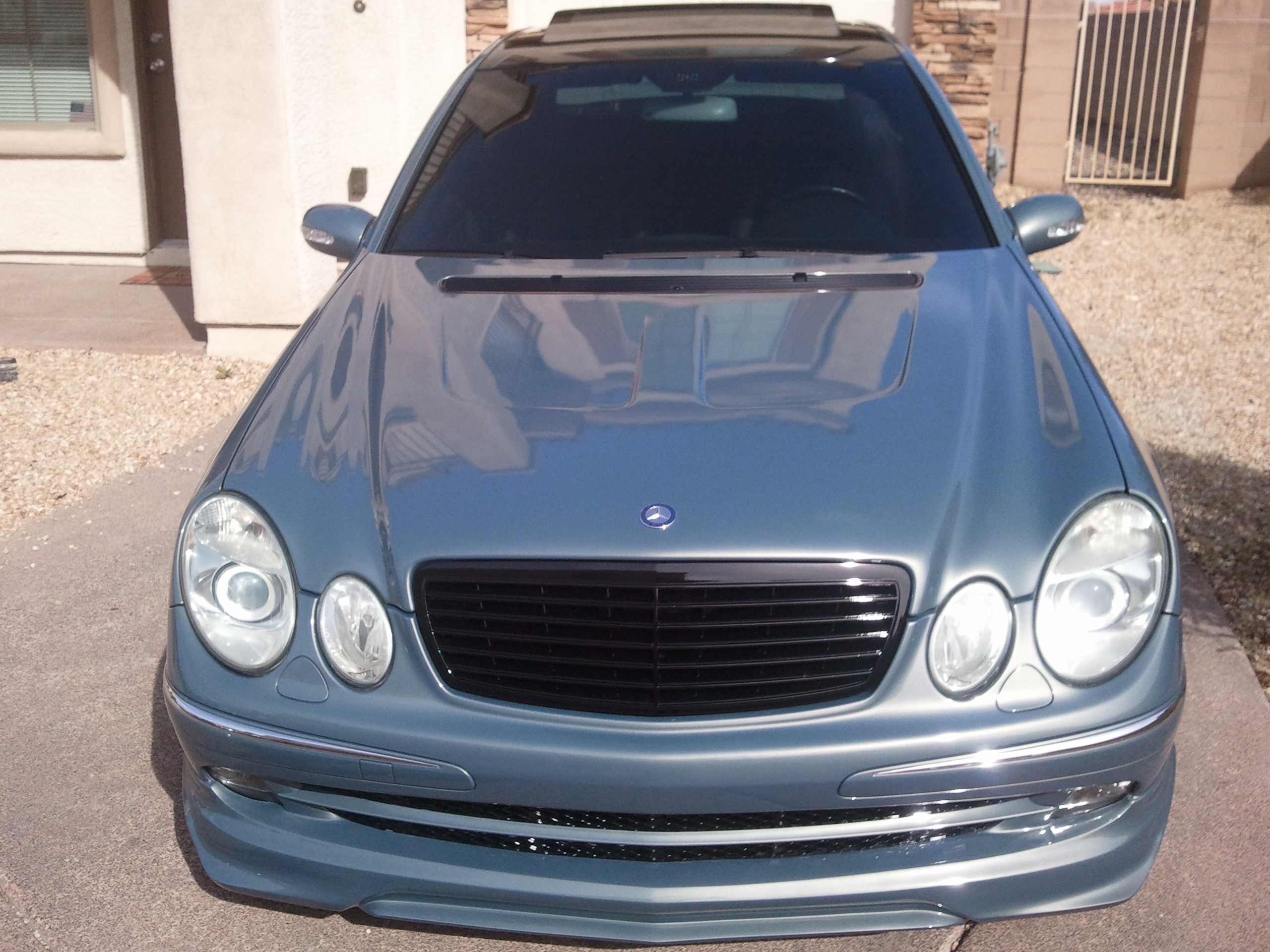 Another LIONMOTORINGcom 2006 Mercedes-Benz E-Class post... - 15059738