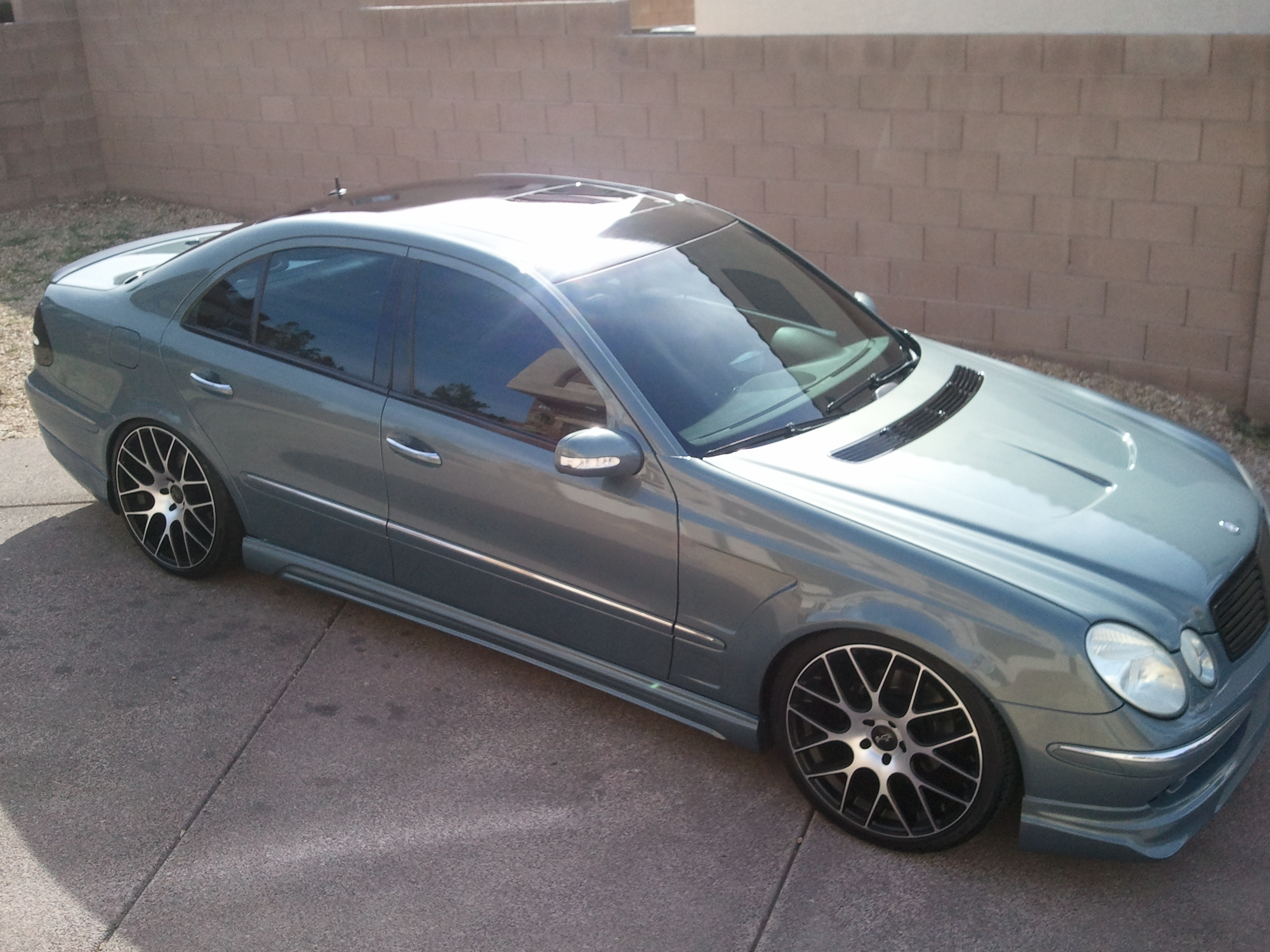 Another LIONMOTORINGcom 2006 Mercedes-Benz E-Class post... - 15059747