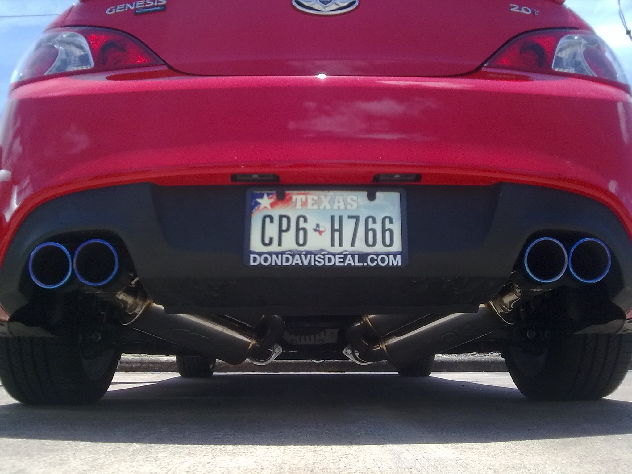 Another JDAWG713 2011 Hyundai Genesis Coupe post... - 15059505