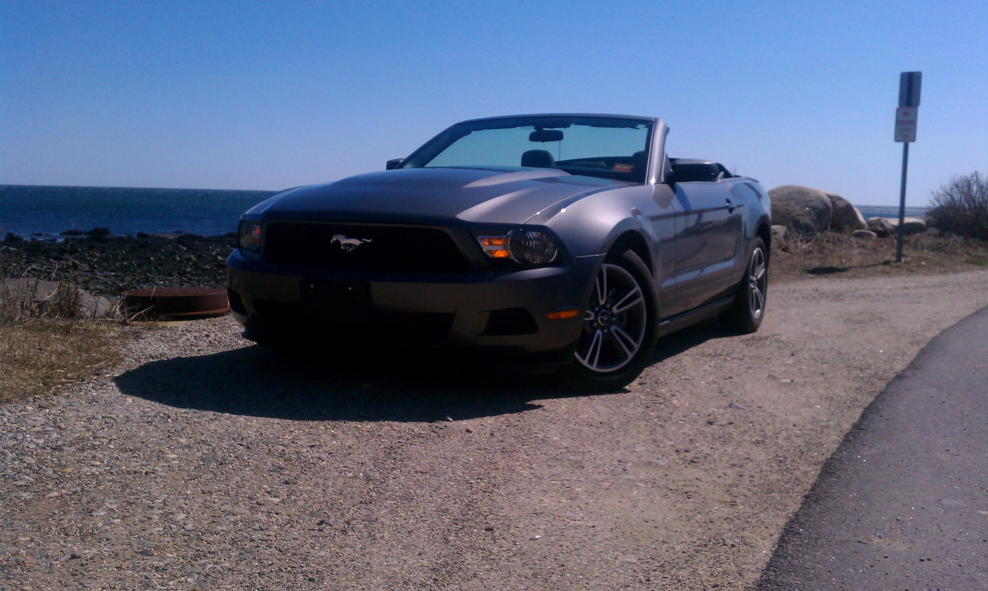 Another Raging56 2010 Ford Mustang post... - 15062218