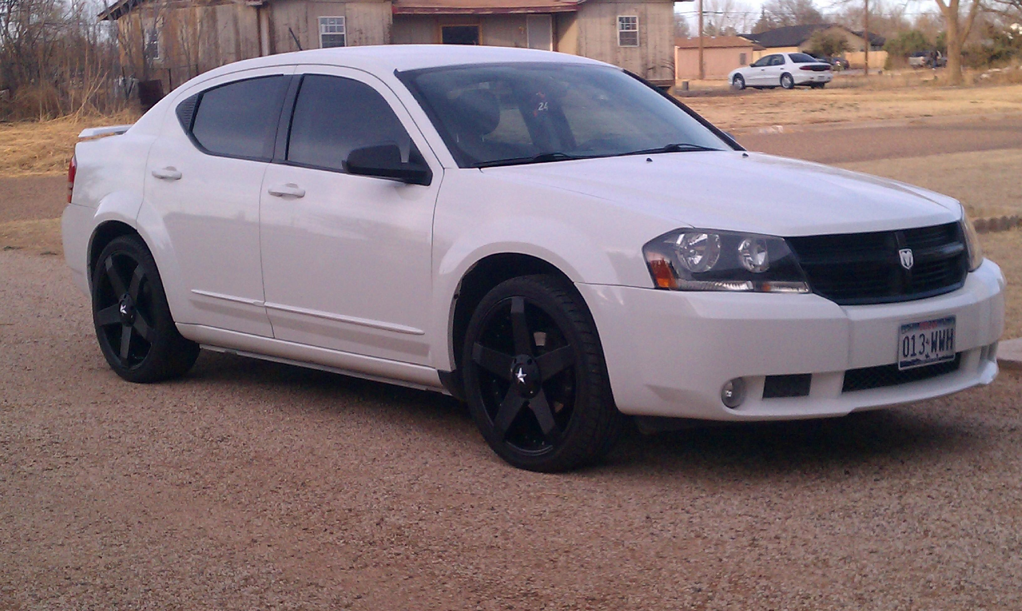 Another Mirgom 2008 Dodge Avenger Post 5735726 By Mirgom