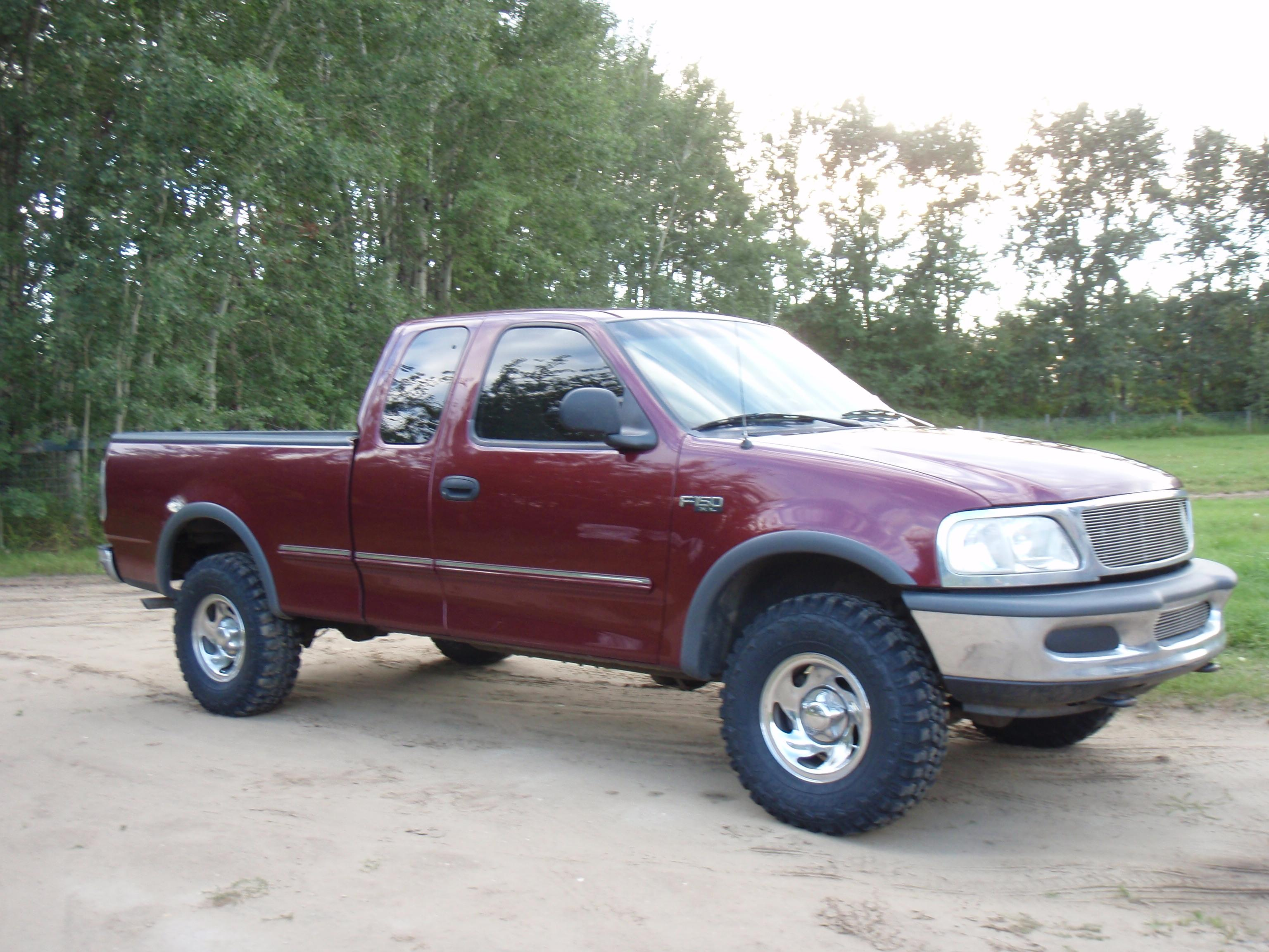 Pics photos 1997 ford f150