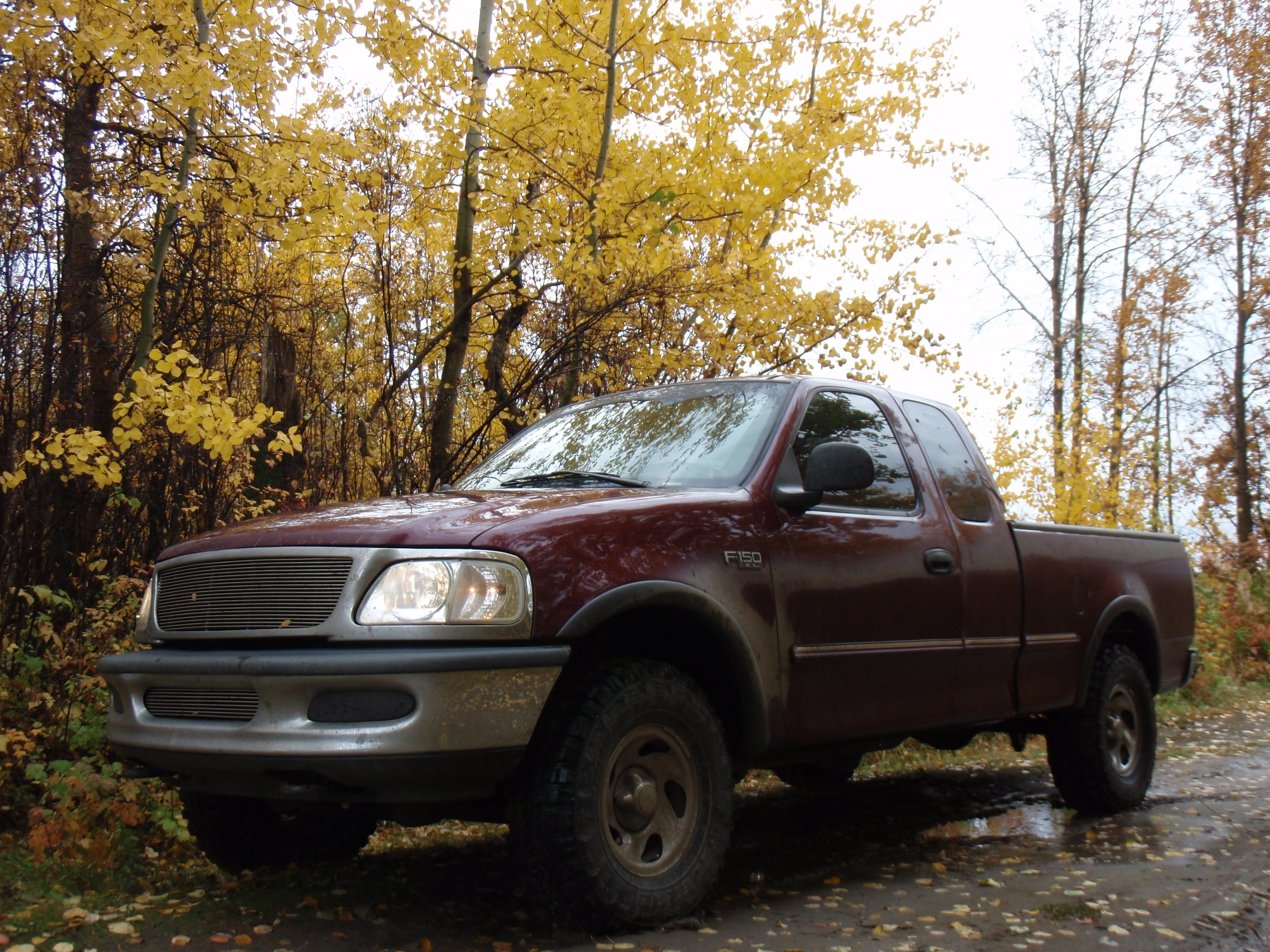 Another oxfordwhiteboy 1997 Ford F150 Super Cab post... - 15063395