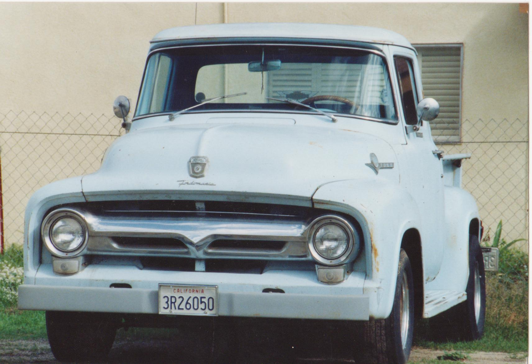 1956 Ford F-1
