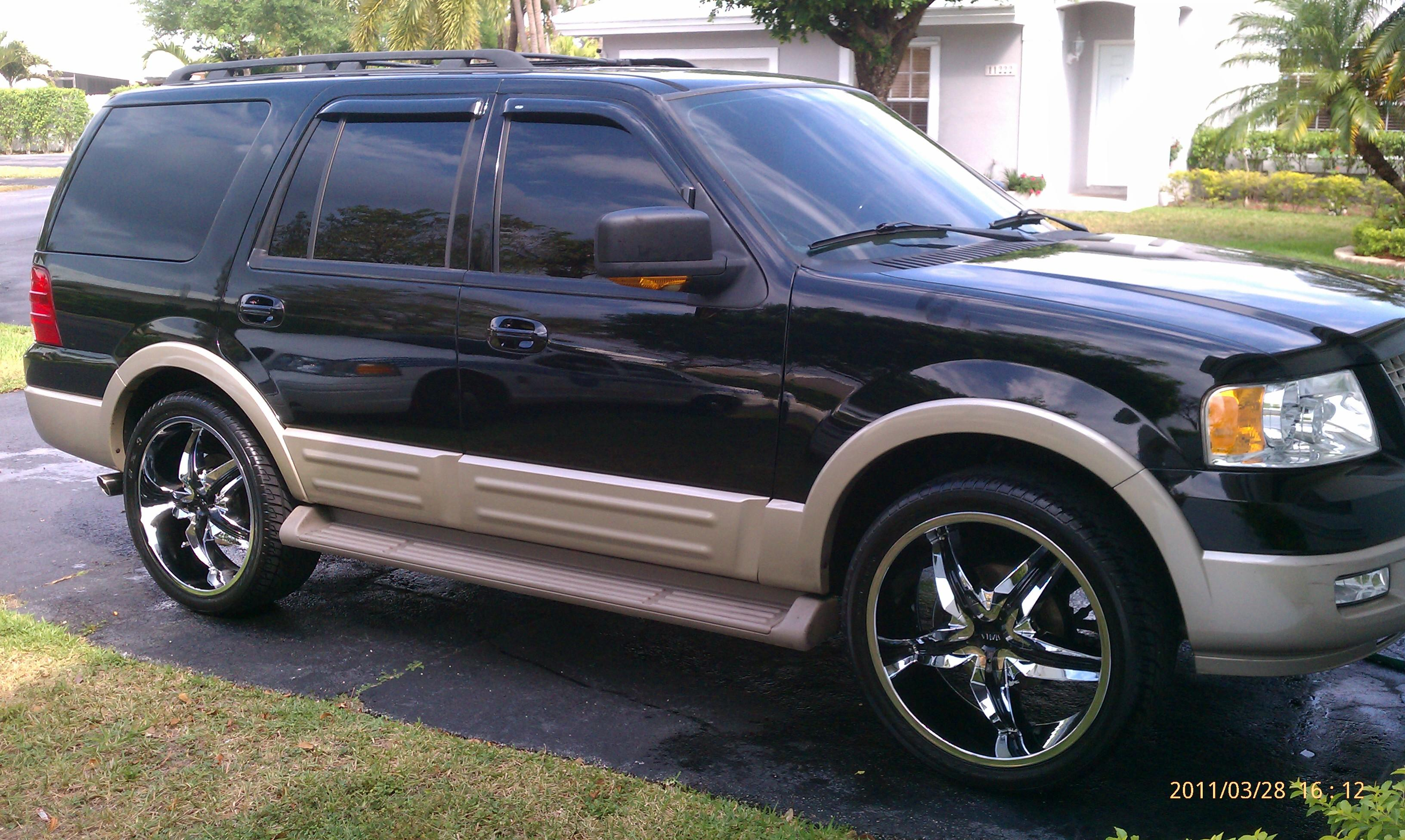 Slip Ford ExpeditionEddie Bauer Sport Utility D Specs - 2005 expedition