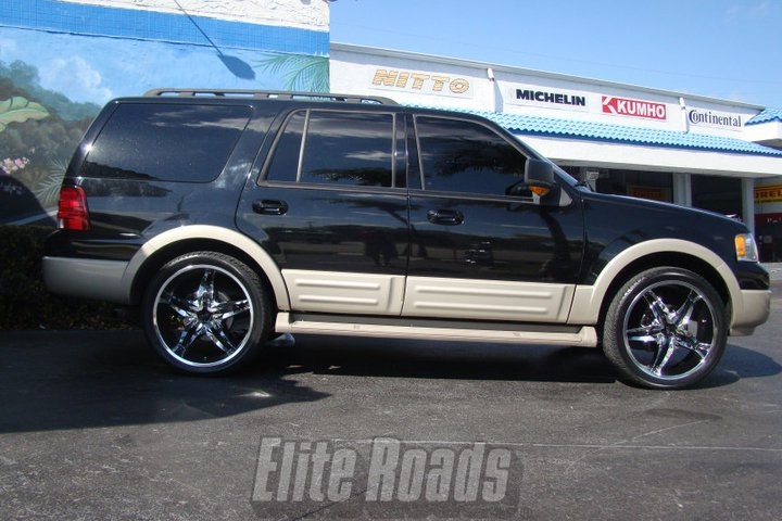 Another Slip305 2005 Ford Expedition post... - 15063940