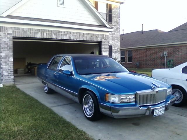 eclecticrider's 1993 Cadillac Brougham