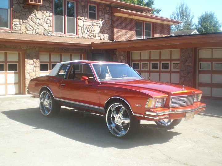 Another BClemmons 1978 Chevrolet Monte Carlo post... - 15064969