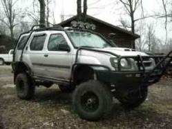 MONSTERenergy870 2004 Nissan Xterra