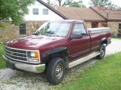 The_Kreature 1993 Chevrolet 2500 HD Regular Cab