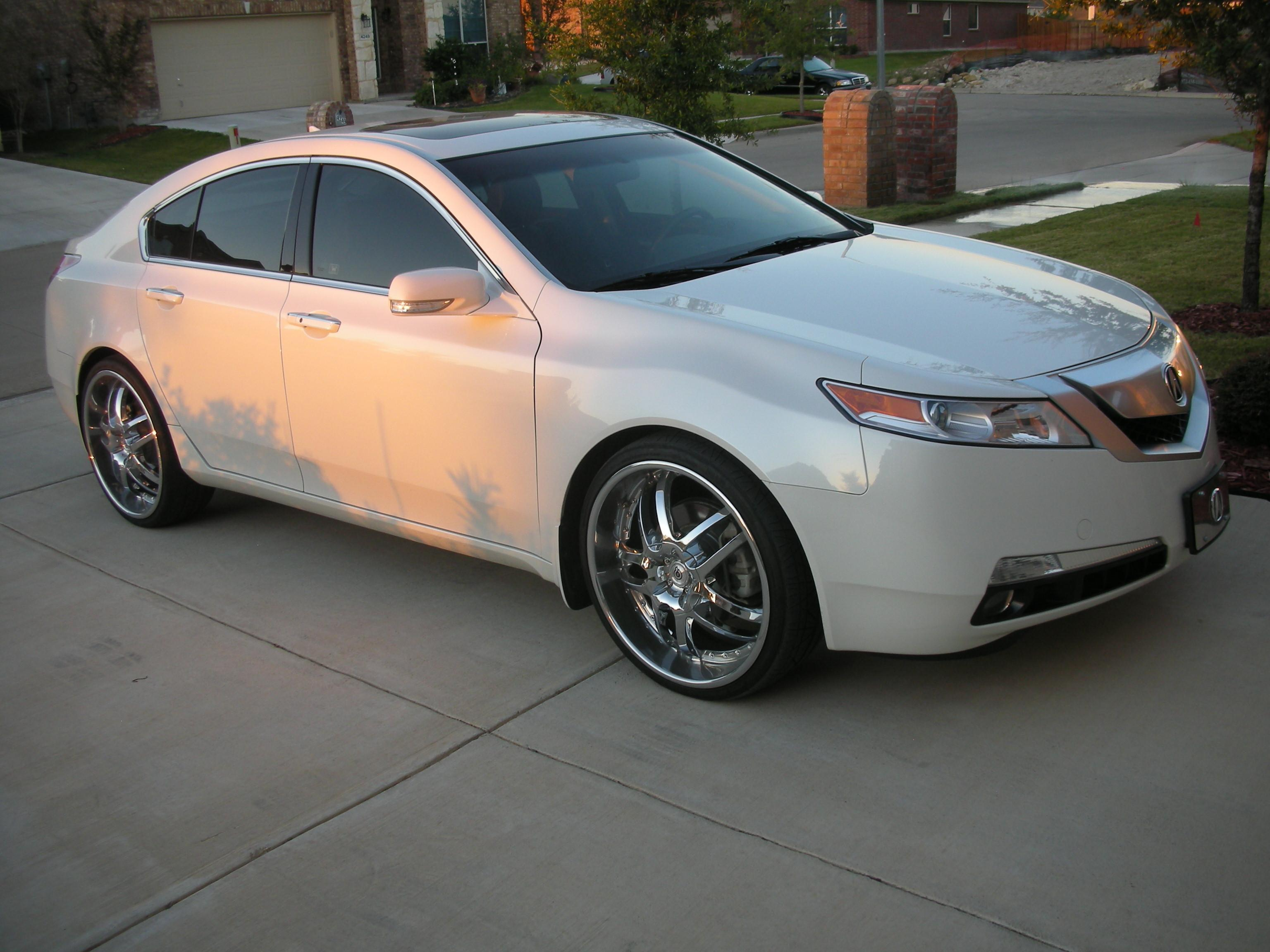 tea0819 2009 acura tlsedan 4d specs photos modification info at