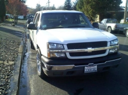 Duenasfabians 2005 Chevrolet Silverado 1500 Crew Cab