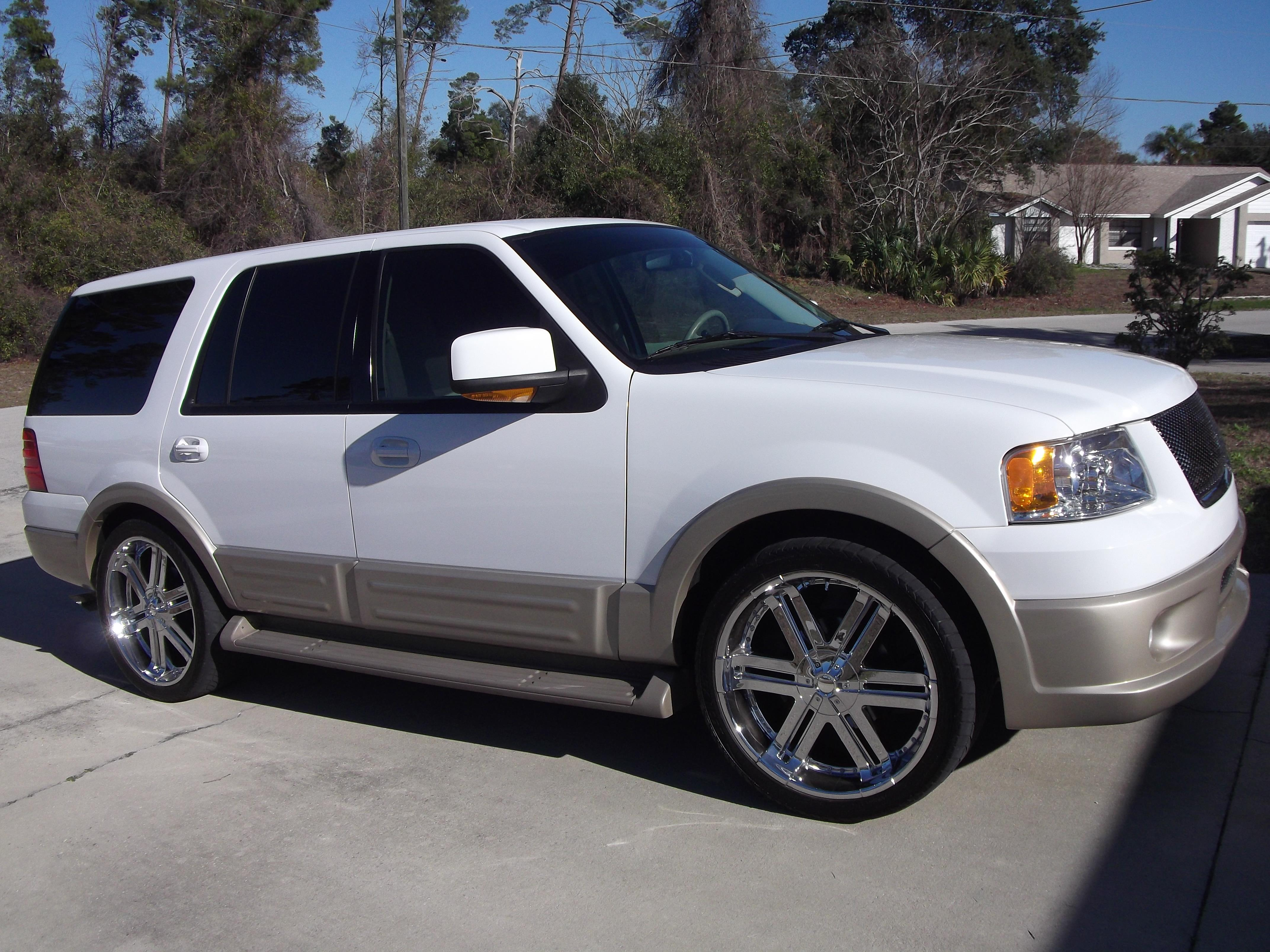 Ford ExpeditionEddie Bauer Sport Utility D Specs - 2006 expedition