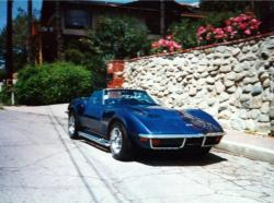 faithinvestments 1972 Chevrolet Corvette