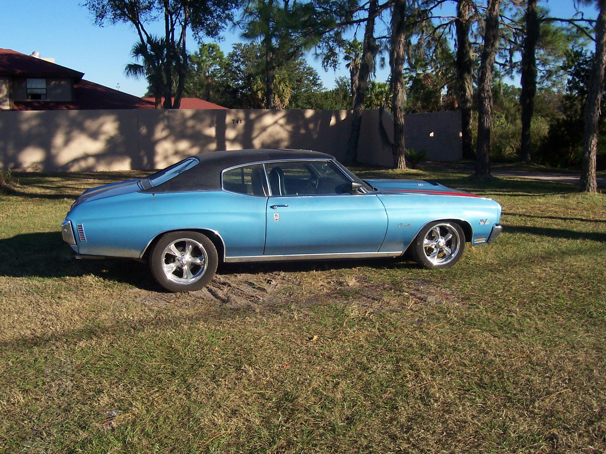 Another rmac1 1970 Chevrolet Chevelle post... - 15064671