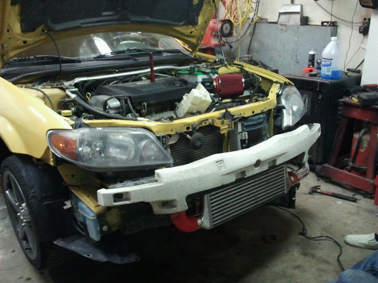 Another Protspeed27 2003 Mazda Protege post... - 15064703