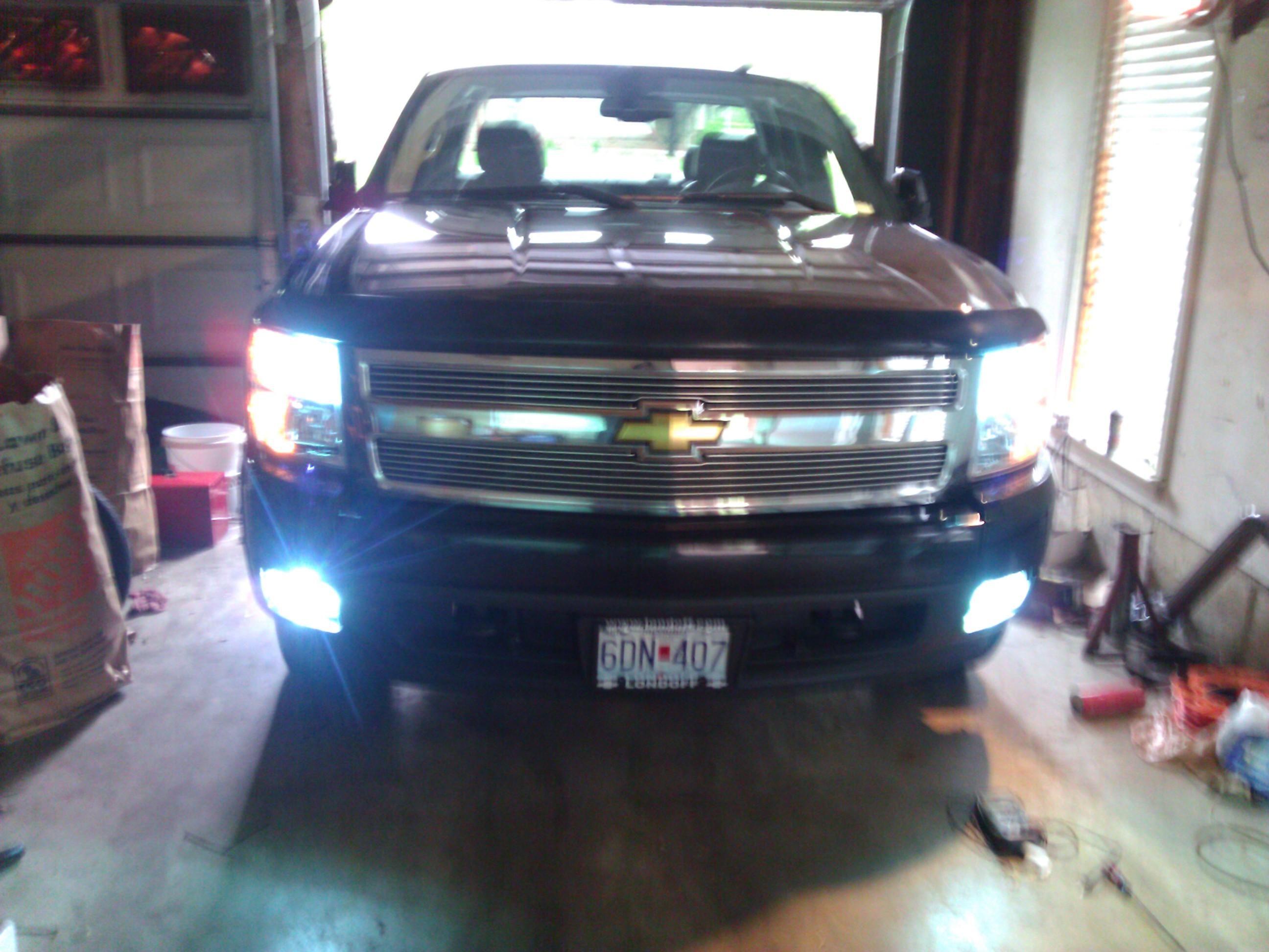 Another stlcat_314 2008 Chevrolet Silverado 1500 Extended Cab post... - 15064710