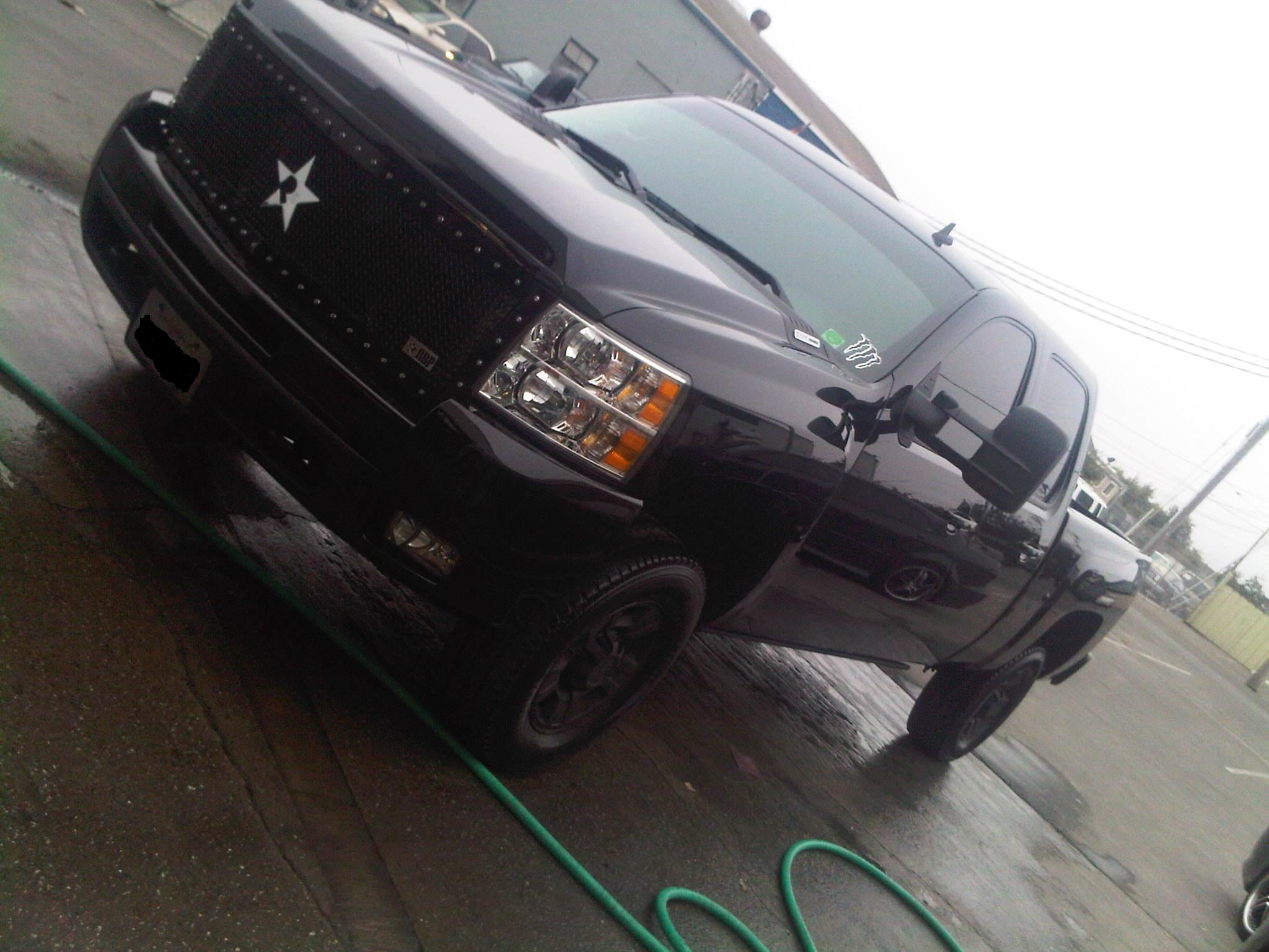 Another chewys_duramax 2009 Chevrolet Silverado 2500 HD Crew Cab post... - 15064760