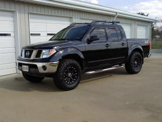 Brent2212 2005 Nissan Frontier Crew Cabse Pickup 4d 5 Ft Specs Photos Modification Info At
