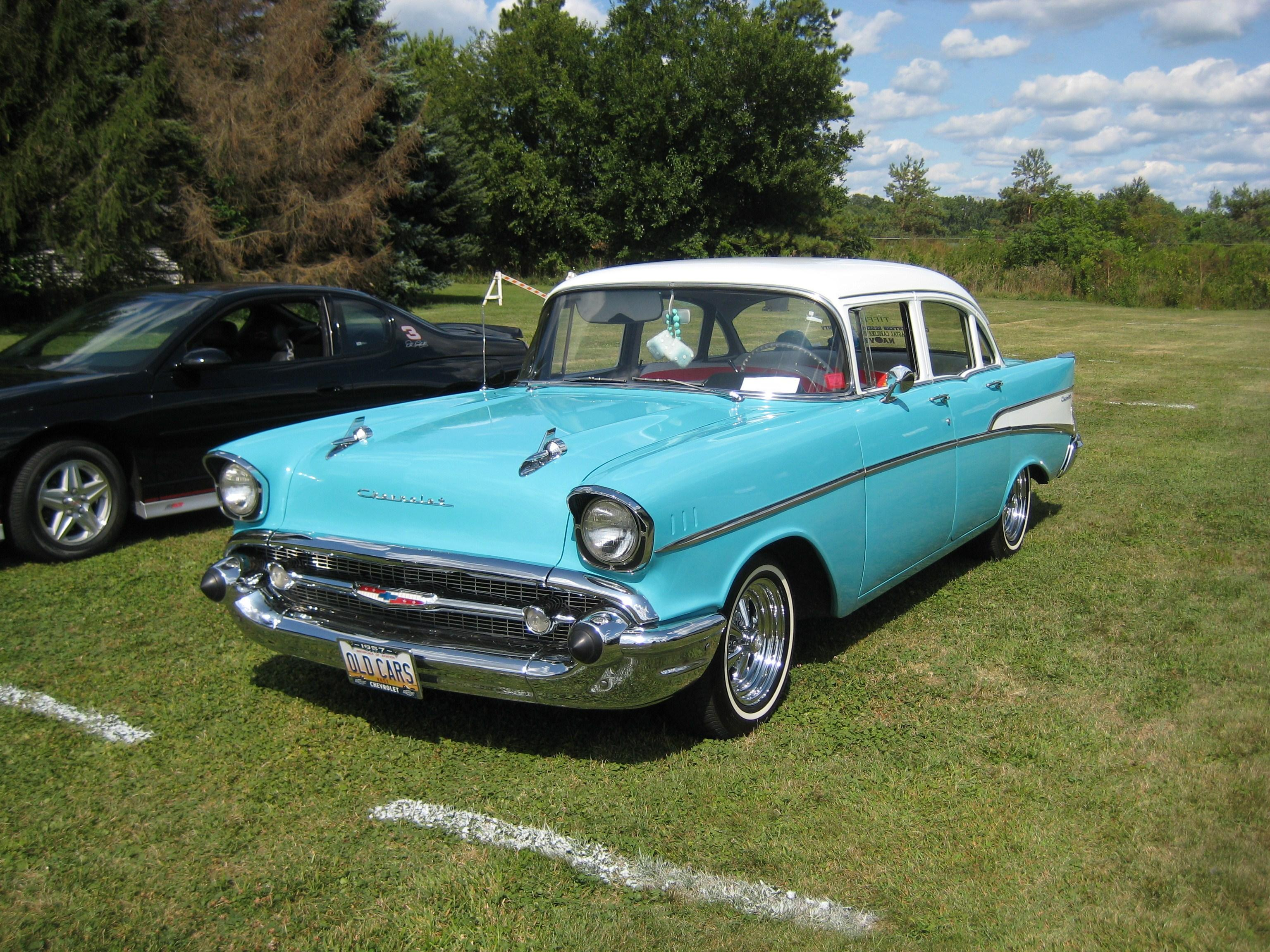 Another Turquoise57Chevy 1957 Chevrolet 210 post... - 15067508