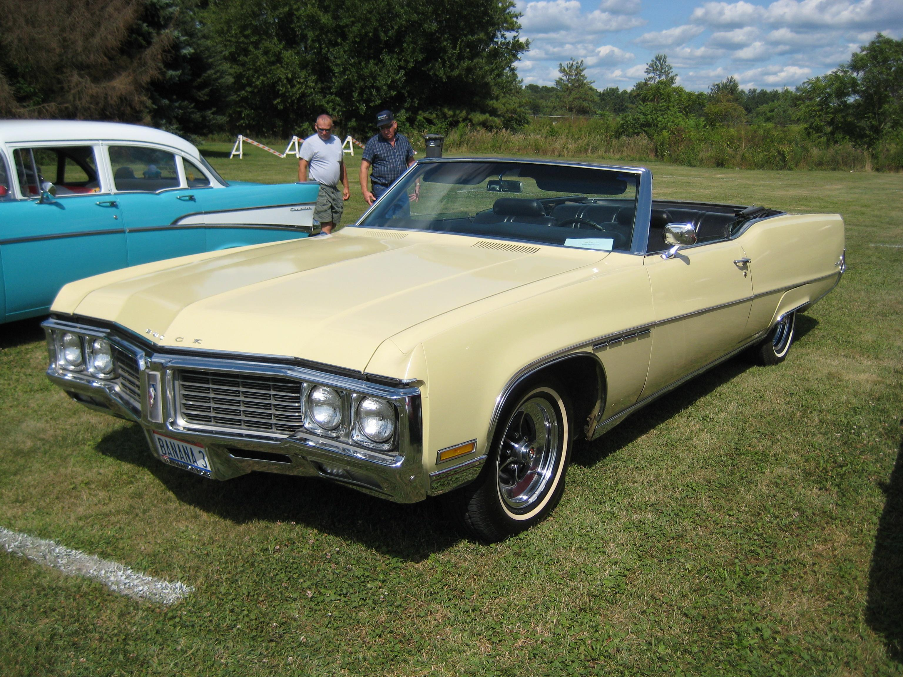 Turquoise57Chevy 1970 Buick Electra
