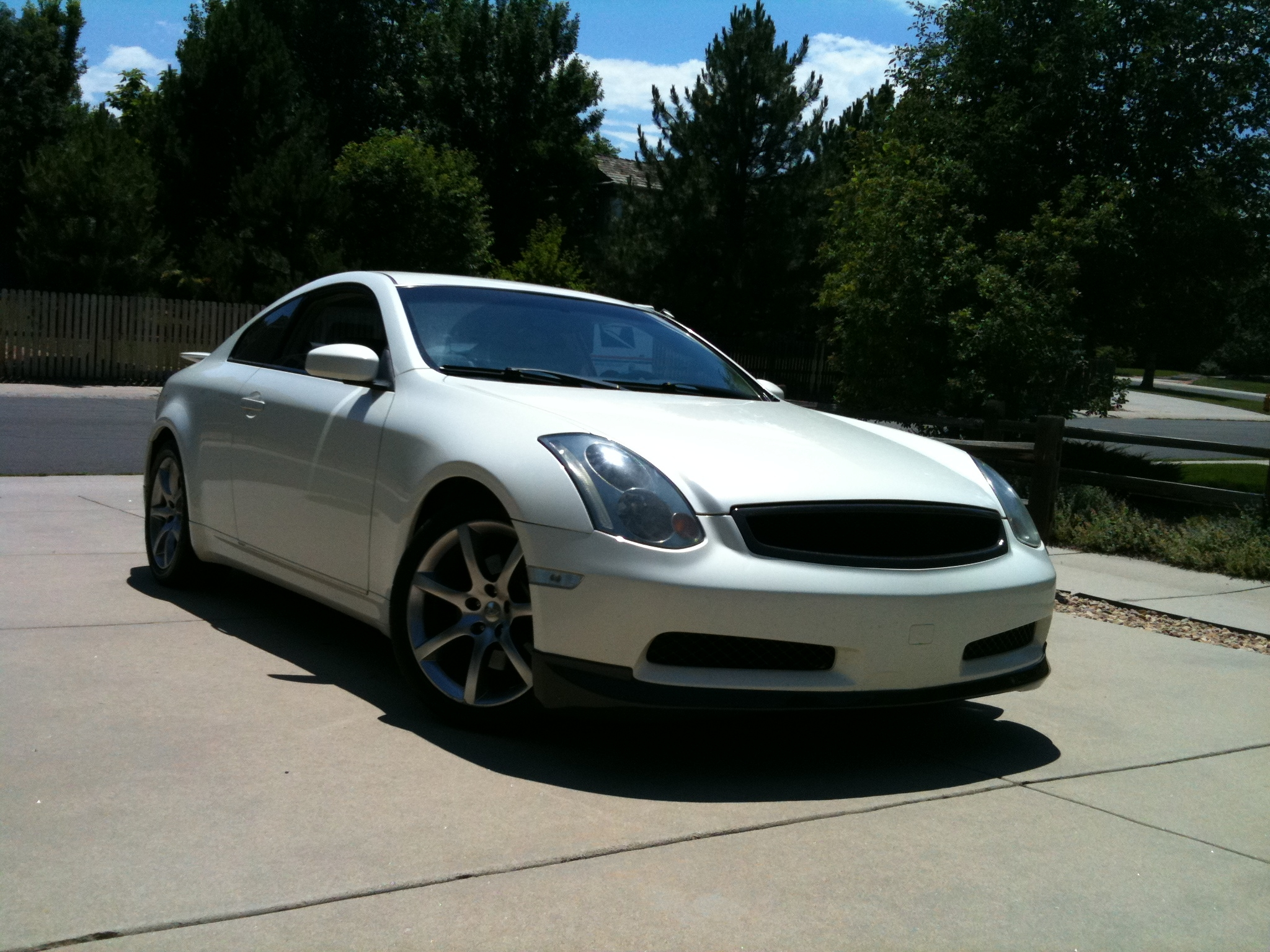 thatattguy 39 s 2005 infiniti g g35 coupe 2d in parker co. Black Bedroom Furniture Sets. Home Design Ideas