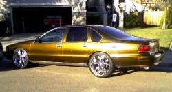 Silverhoopss 1995 Chevrolet Caprice