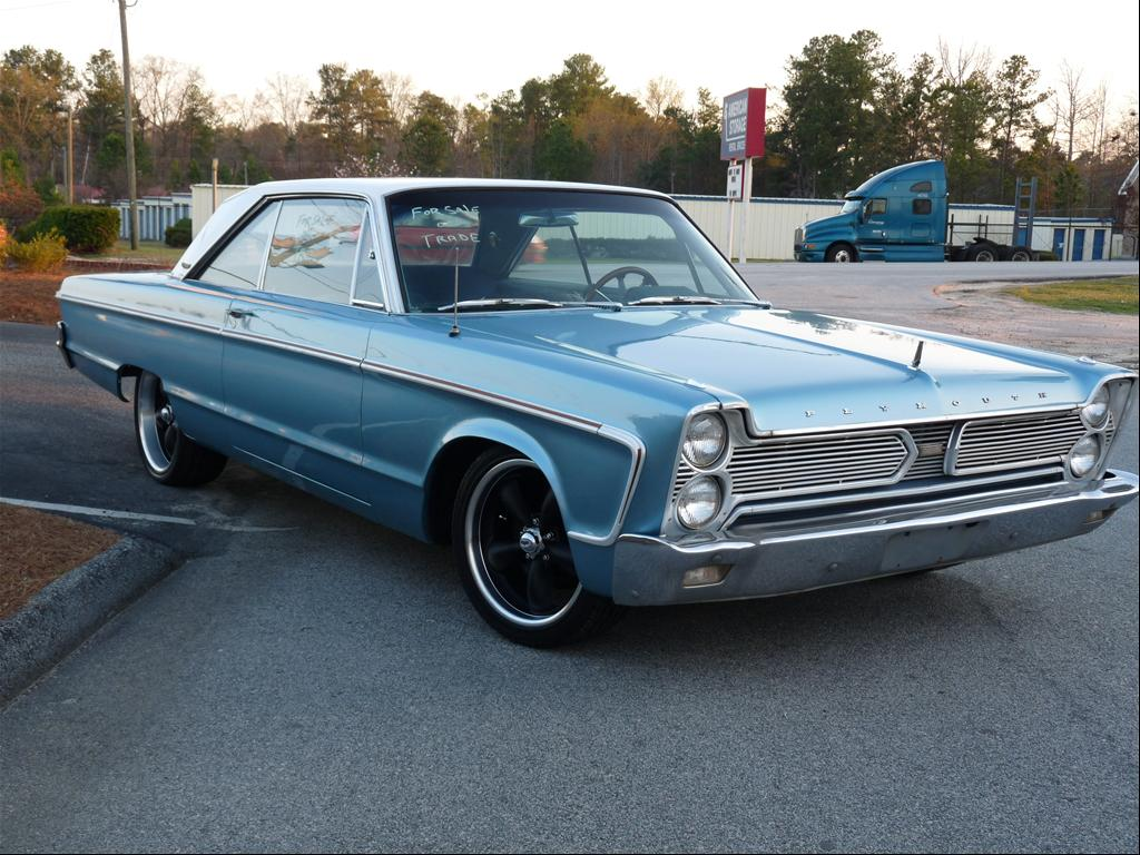 BROOKS61's 1966 Plymouth Fury