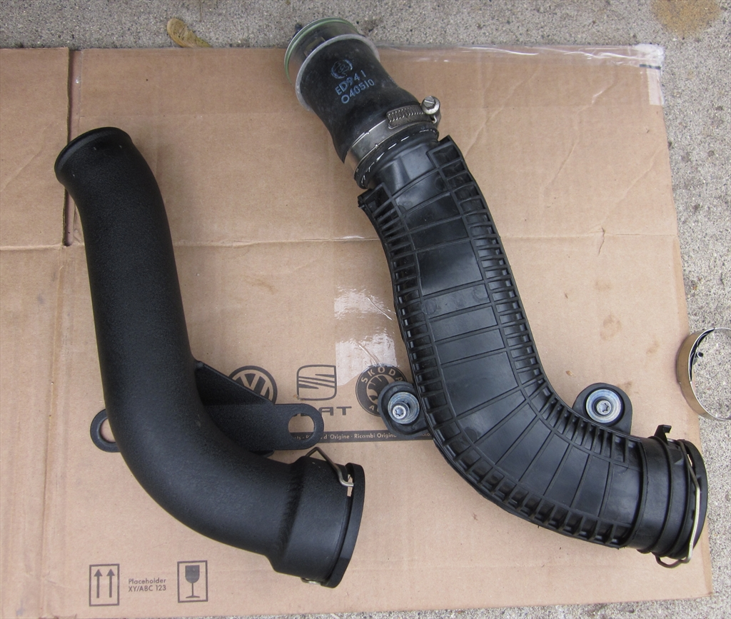 300zx Turbo Outlet Pipes: DIY: AWE Or Neuspeed Turbo Outlet Pipe