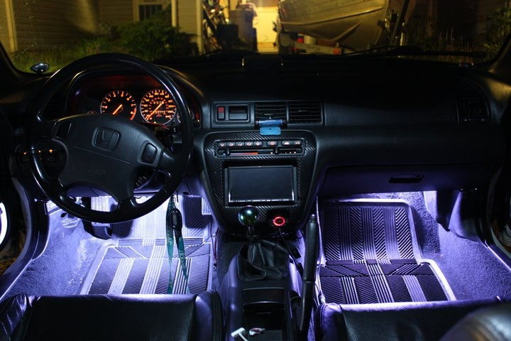 How To Install Led Under Dash Honda Prelude Forum