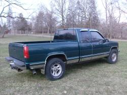 9D5Blacky 1997 Chevrolet 1500 Extended Cab