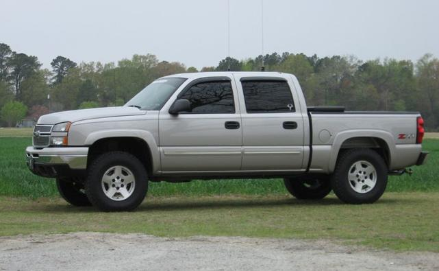 tgmurray 2006 chevrolet silverado 1500 crew cab specs photos modification info at cardomain. Black Bedroom Furniture Sets. Home Design Ideas