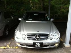 Ultimate_Cefiros 2004 Mercedes-Benz E-Class