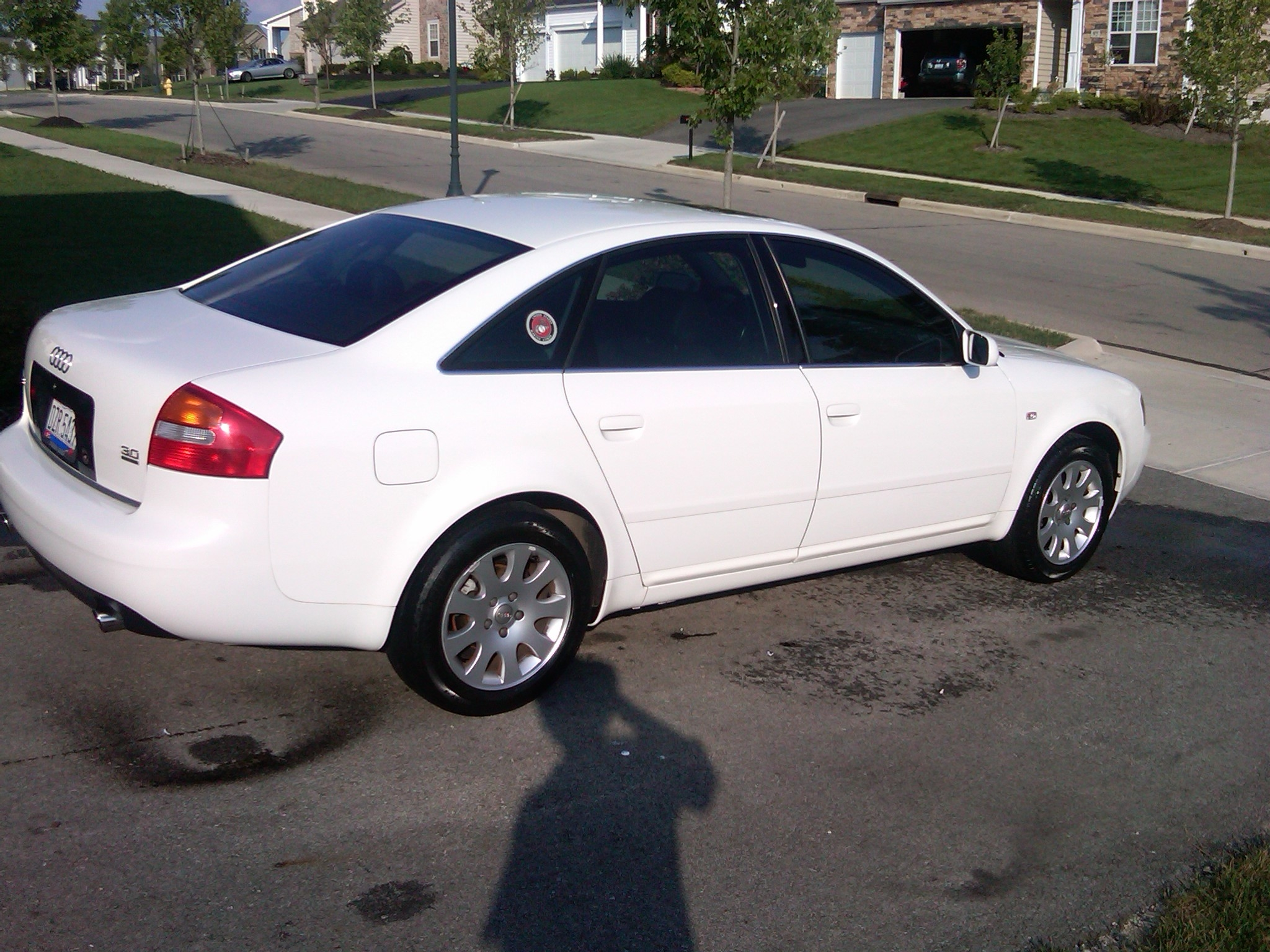 Another djnugunz 2003 Audi A6 post... - 15070147