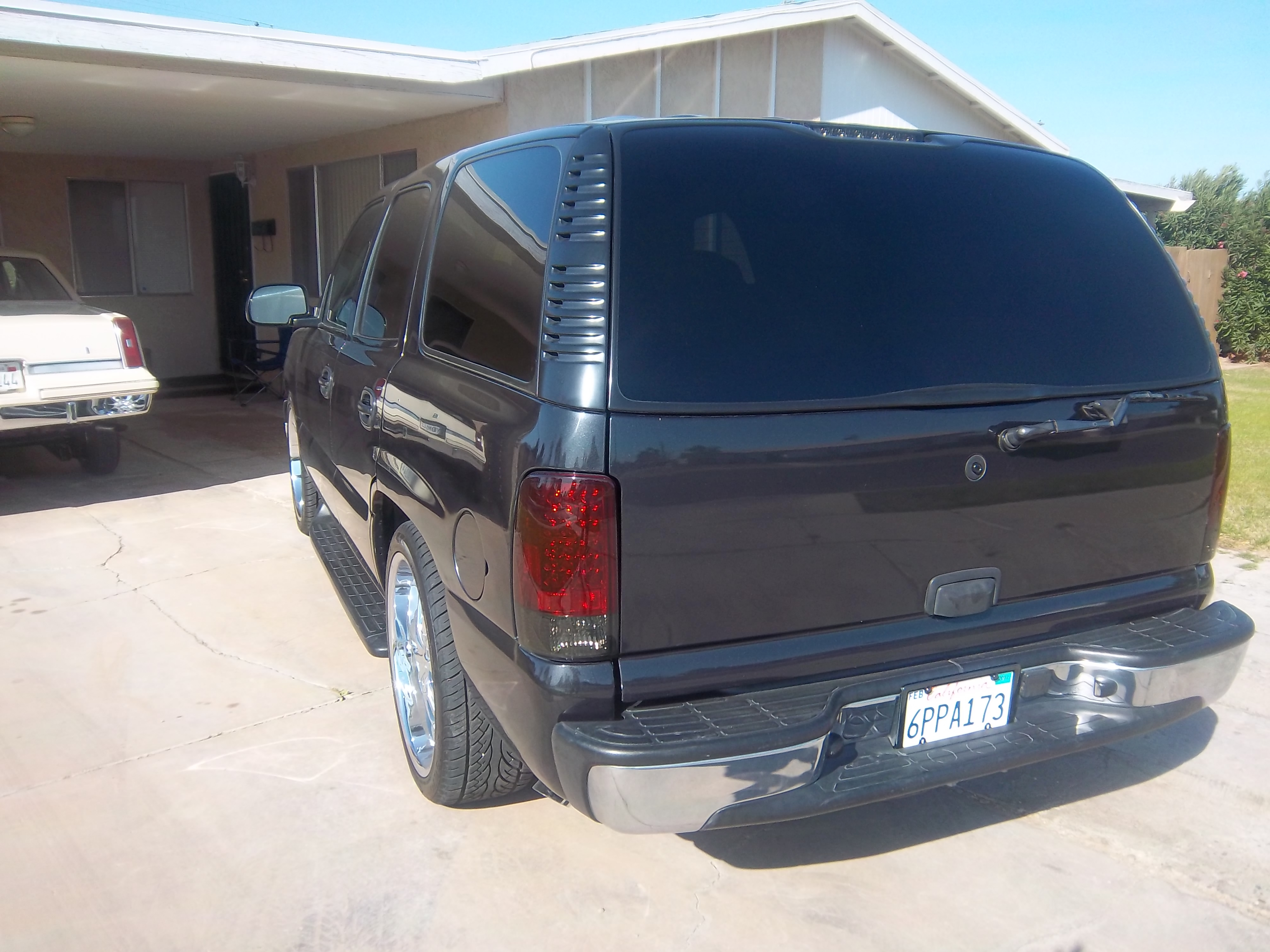 Another soyesecesar 2003 Chevrolet Tahoe post... - 15069112