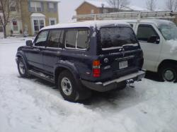 jimmywillyramys 1995 Toyota Land Cruiser