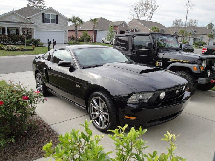 Another FingerEleven54 2011 Ford Mustang post... - 15070406